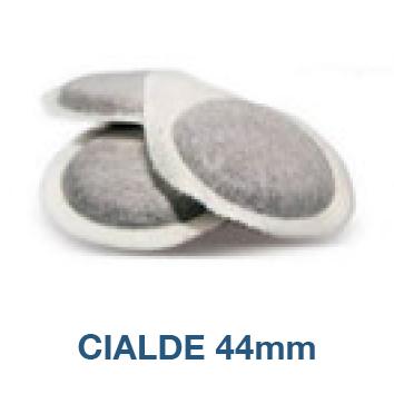 Cialde filtrocarta 44mm